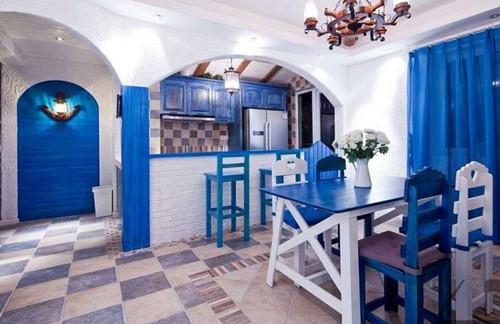 房屋装修效果图之地中海风格