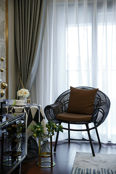 超唯美小户型设计座椅图片
