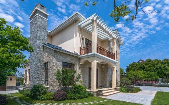 晒晒福州250平农村自建别墅,造价150万
