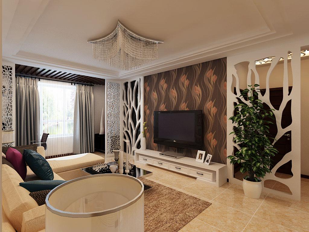 房屋装修设计图片欣赏 创意家装给你精彩生活