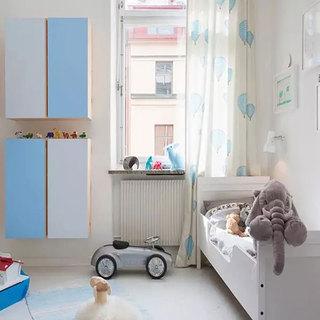 舒适儿童房效果图