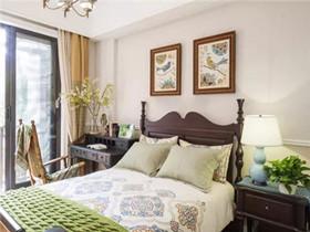 室内装修设计图片欣赏 160平米美式四室两厅装修样板间