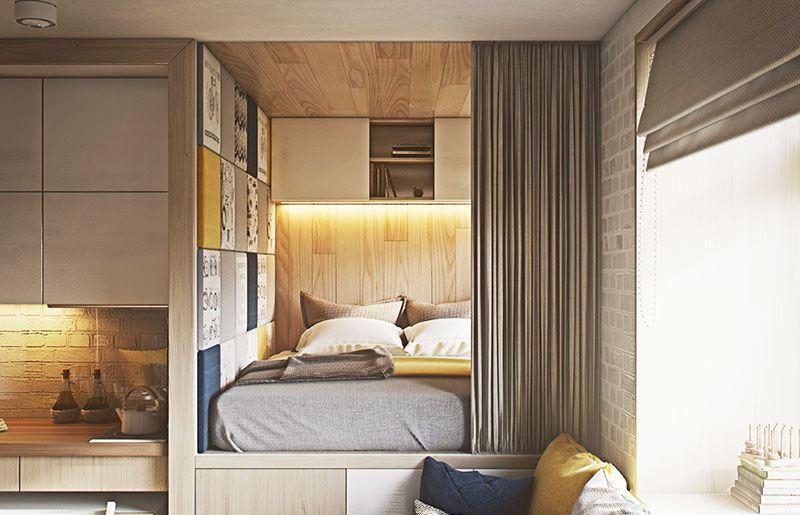 40平米的房子怎么装修 告别小户型带来的拘谨感 0