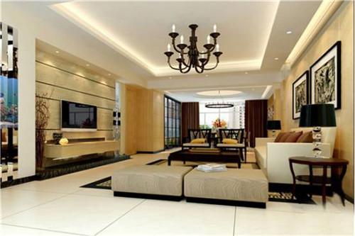 欧式客厅装修效果图 豪华欧式客厅设计为你家装保驾护航