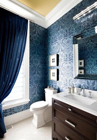 大气浴室装修效果图