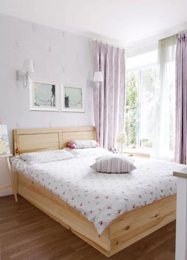 背景墙 床 房间 家居 家具 设计 卧室 卧室装修 现代 装修 720_1002图片