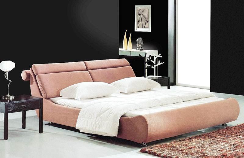 什么品牌的床好 布艺床好不好