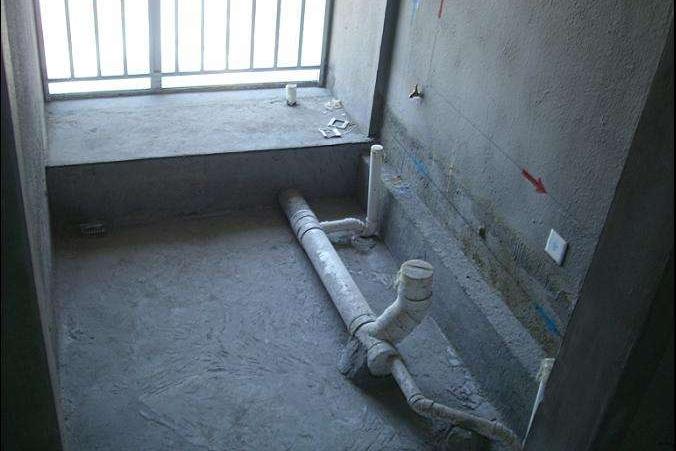 现在都做下沉式卫生间,一般卫生间现已筛选了!