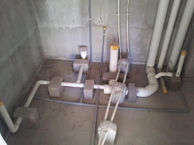 现在都做下沉式卫生间,什么是下沉式卫生间一般卫生间现已筛选了!