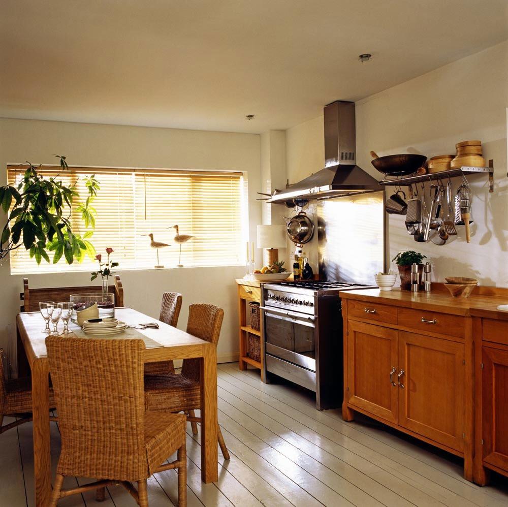 以为厨房不用安装窗帘吗?你错了