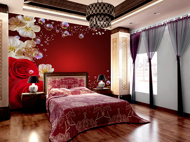 墙面涂料哪种好?壁纸PK乳胶漆