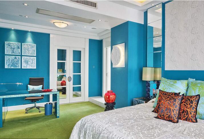 房子装修颜色怎么搭配