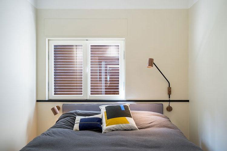 53平小户型装修卧室布置图