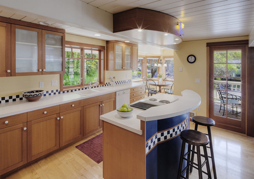开放式厨房装修设计要点 开放式厨房装修注意事项