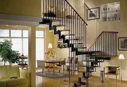 楼梯装修效果图 有创意的楼梯设计案例图片