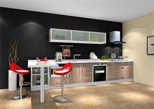 开放式厨房设计图片大全 五款颇具情调的开放式厨房设计