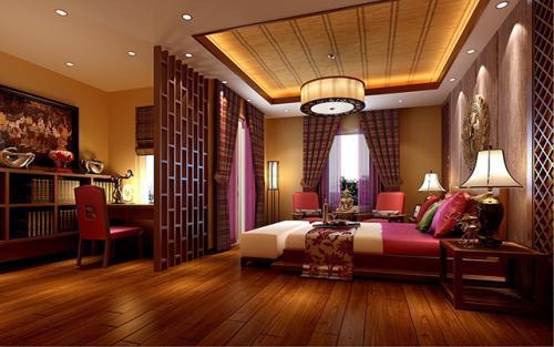 中式风格是一种充满我国古代房屋特色的装修风格,大多数选择这种装修