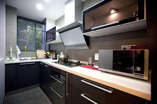 小�9i-9`��il��'�.�_l型厨房装修效果图 打造完美的l型厨房