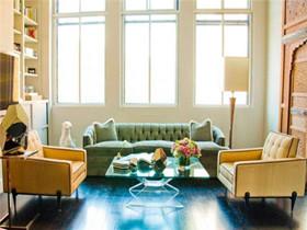 新房装修效果图 90平米三室一厅装修预算不过6万元