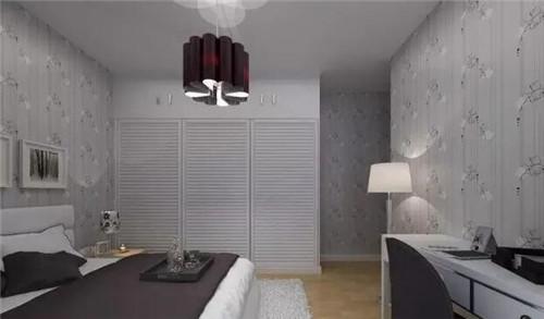 小复式楼装修样板间 8万打造40平华美小复式公寓图片