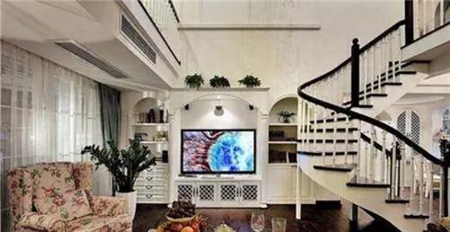复式楼装修图片小户型 小复式这样装让楼上楼下都精彩图片