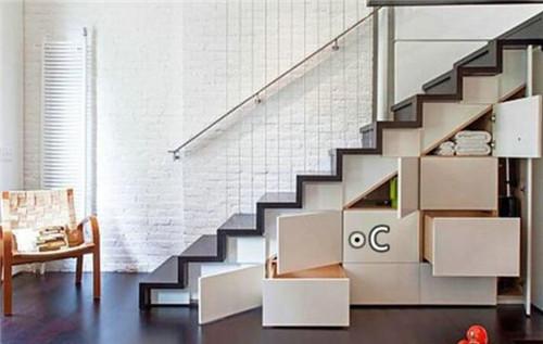 楼中楼楼梯装修效果图 5款让你眼前一亮的楼梯设计