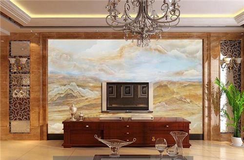 中式电视墙装修效果图大全 五种常见的中式电视墙样式