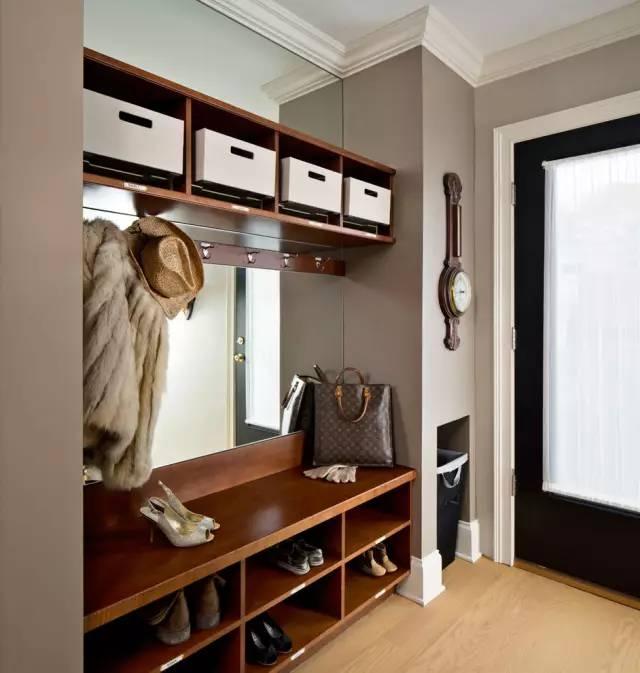 进户鞋柜设计,您觉得如何?