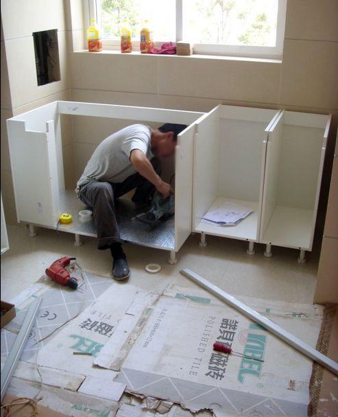 三门衣柜安装步骤 学起来让衣柜安装更加简单和方便