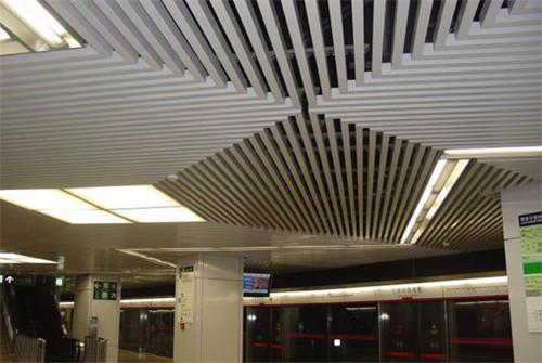 铝方通吊顶间距多少合适 安装铝方通吊顶用什么方法