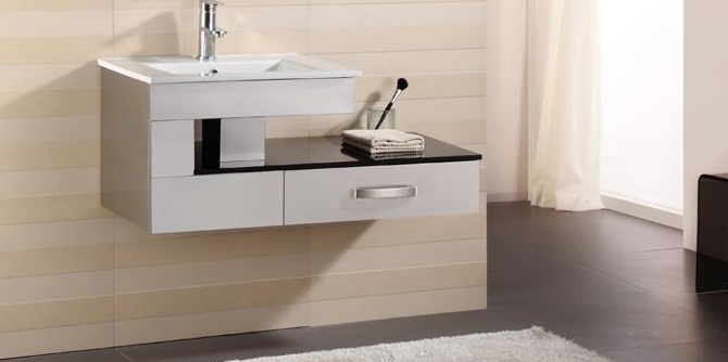 一个好用的浴室柜可以这样设计,给您带来视觉上的享受!