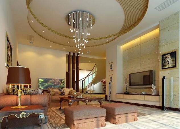 电视背景墙装修灵感 打造家居美丽风景