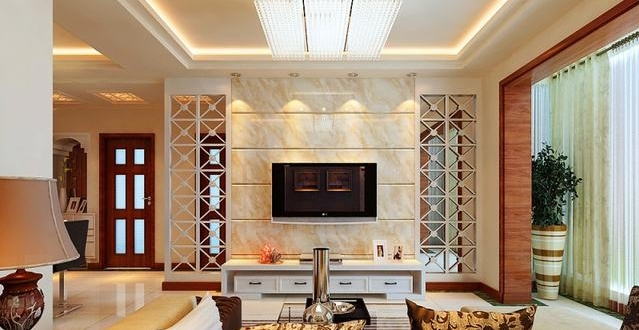 电视背景墙6大规则,助力打造美丽家居!