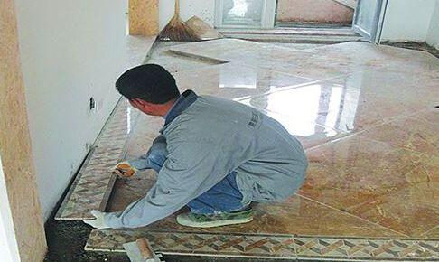 铺地板砖如何拉线图解 铺瓷砖的详细步骤介绍