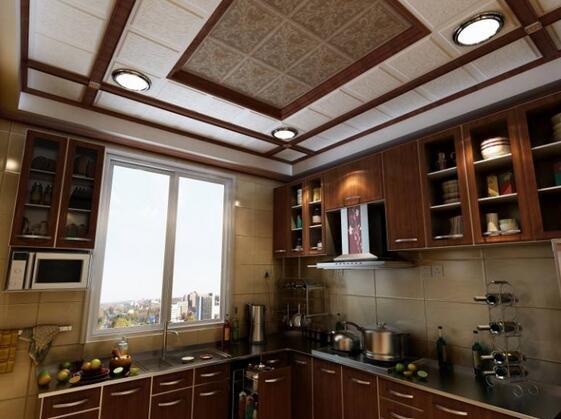 新中式厨房装修效果图赏析 新中式厨房装修注意事项