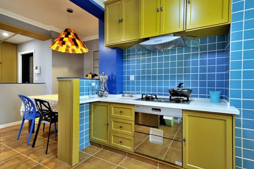 厨房橱柜什么颜色好看 助你打造品质舒适厨房