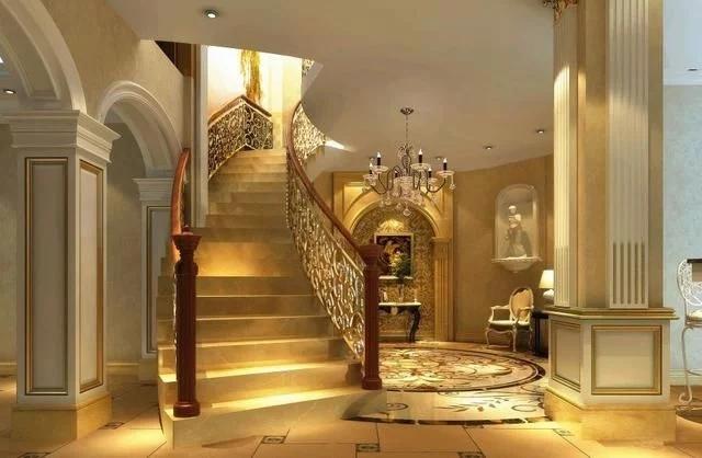 400平米别墅奢华欧式装修