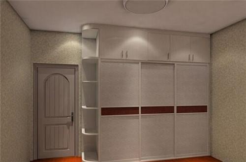 衣柜什么颜色好看 衣柜格局尺寸一般是多少