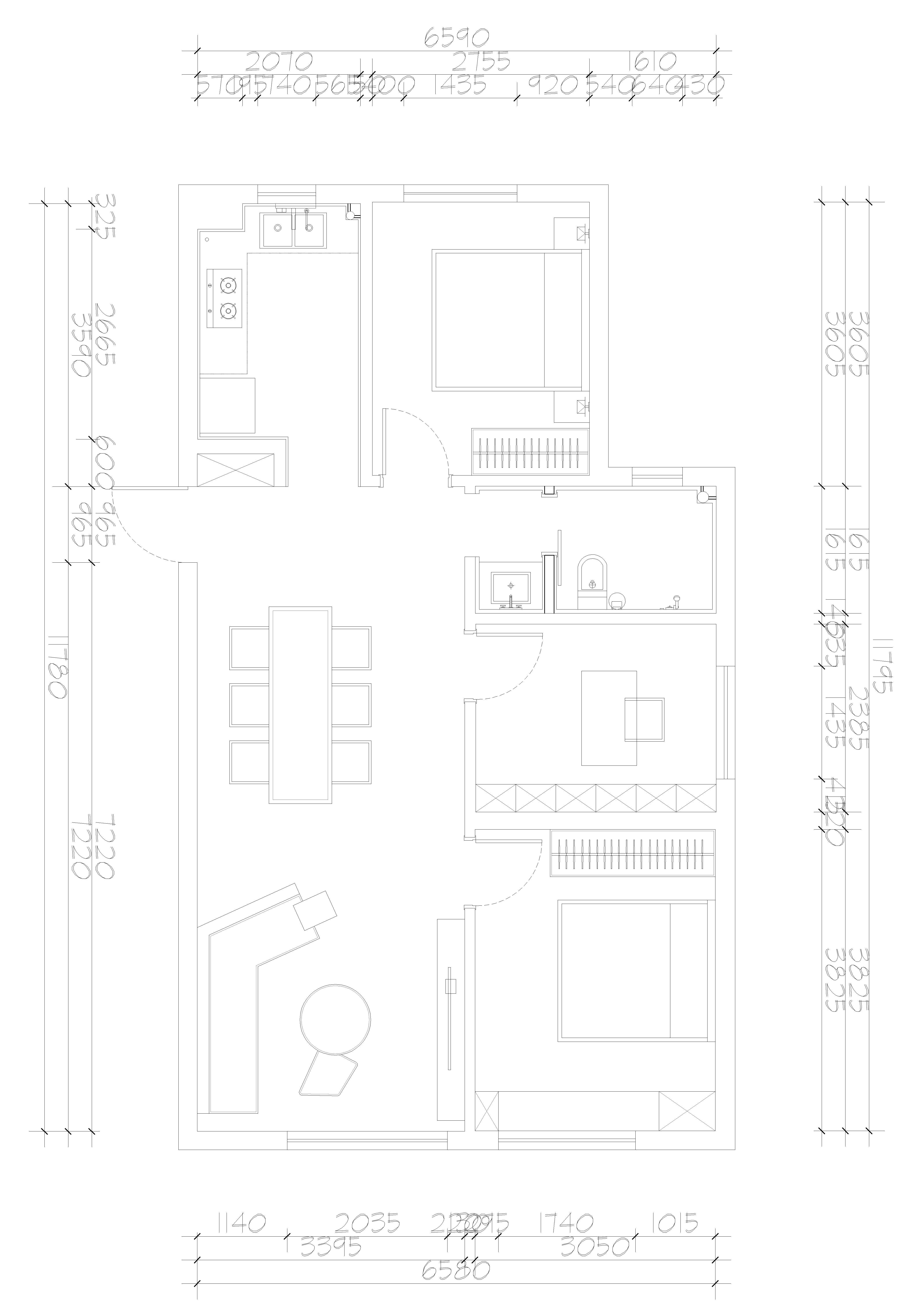 星海音乐厅功能分区图