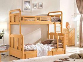 实木儿童床十大名牌 选择什么牌子的床给宝宝睡呢