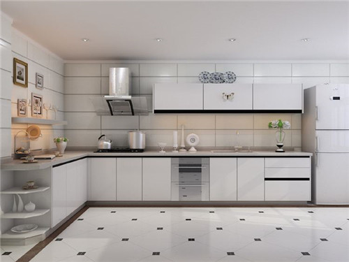 简约自然的高品质厨房设计, 城市人家让你尽享烹饪乐趣!