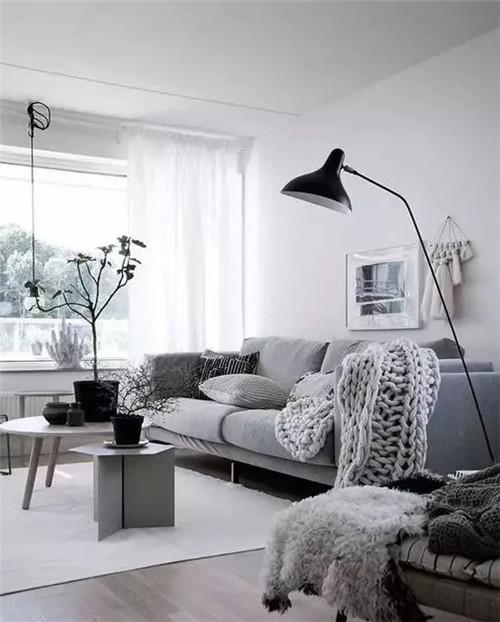 灰色木地板装修效果图欣赏 灰色地板搭配注意哪些