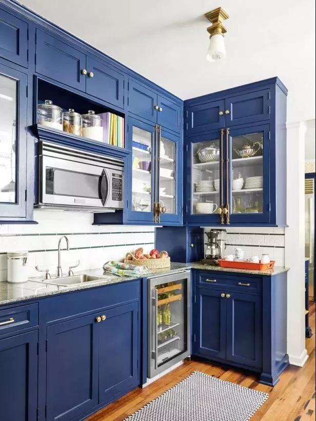 这些厨房,看了眼睛都快黏在上面了!图片