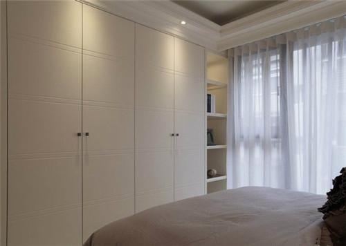 2018年新款卧室衣柜效果图 打造出彩的专属空间图片