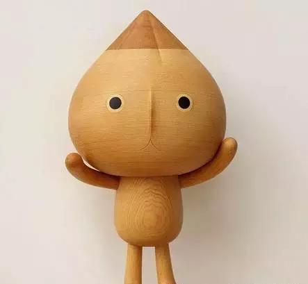 jui-lin 有趣的木雕创作 相信看到这一系列呆萌可爱的木头小人儿 你的