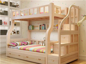 儿童高低床价格大概多少 儿童上下床畅销品牌推荐