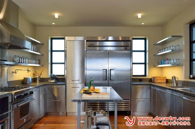 家庭厨房装修有几个注意事项?