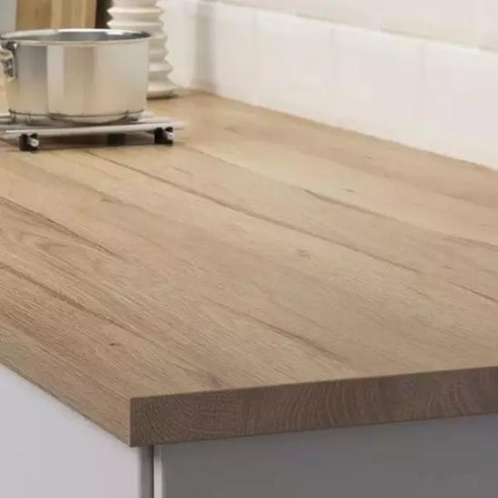 经典永不过时 厨房台面也有自己的经典装修风格图片