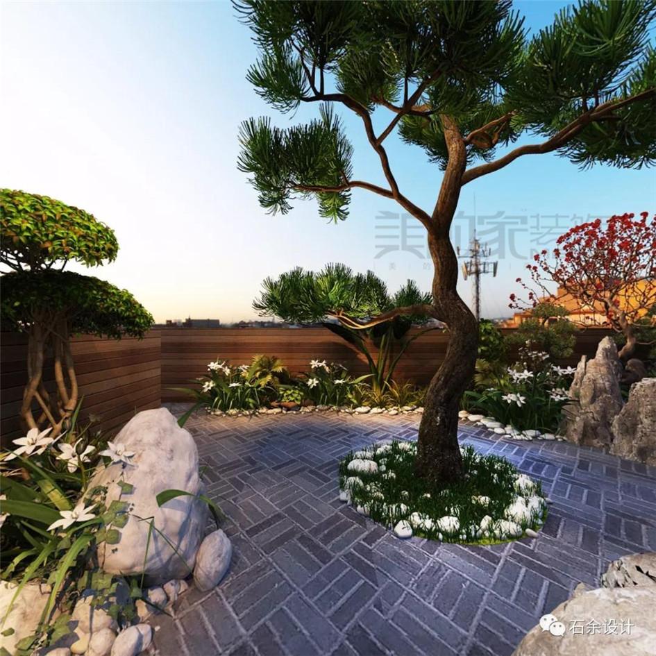 虎溪花园 | 叠上 | 新中式 | 260㎡图片