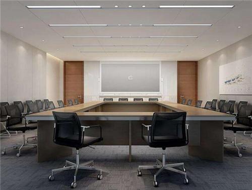 会议室效果图大全欣赏 会议室装修设计要点有哪些